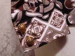 1960s Saks Fifth Avenue Pucci-esque tunic top (5)