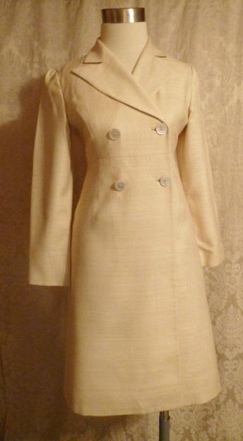 Cose Belle Shannon McLean Designs linen dress coat (3)