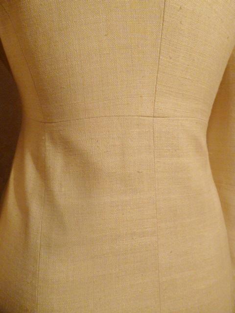 Cose Belle Shannon McLean Designs linen dress coat (7)