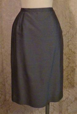 1940s vintage Youthmore Original Silver Gray Suit  (1)