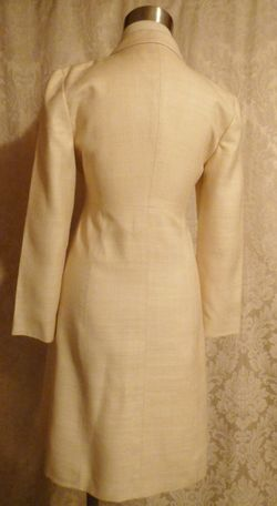 Cose Belle Shannon McLean Designs linen dress coat (6)