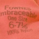 1960's Vintage Fownes Embraceable Bubble Gum Pink Ruched Gloves (4)