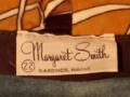 Vintage margaret smith velvet barret hat (3)