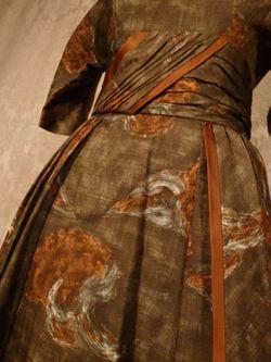 1950s Abe Schrader dress (3)