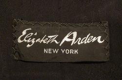 Elizabeth Arden Vintage 1960s black boucle suit (1)