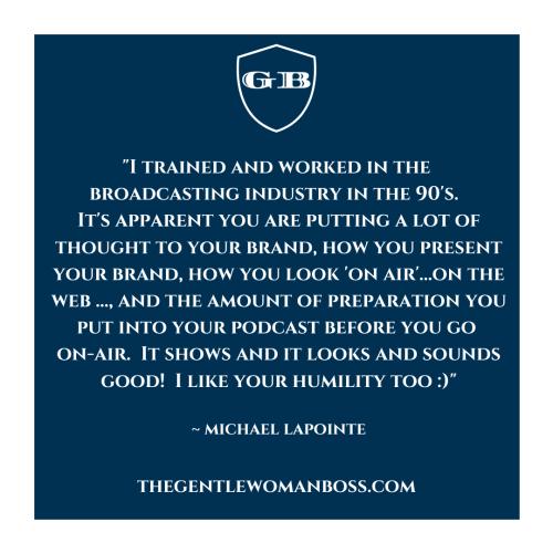Testimonial Michael Lapointe 2