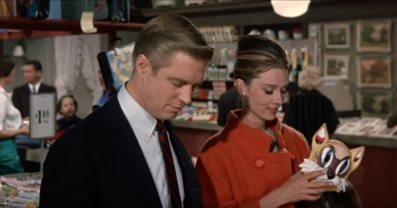 2 breakfast at tiffanys mask five and dime store