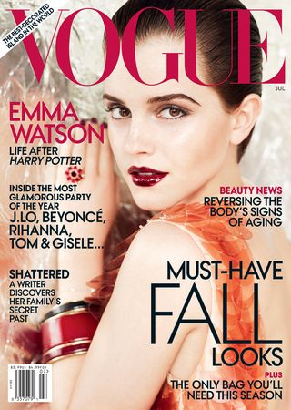 July 2011 US Vogue Cover