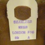 Vintage 1950s fully fashioned 100% nylon seamless stockings Gladding's Providence RI original box (6)