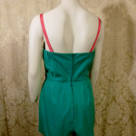 Vintage 1960's70's Vintage PlaySuit  Sunsuit  Romper by Sea Waves  (3)