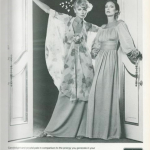 Joy stevens california advertisement VOGUE Seotember 1977