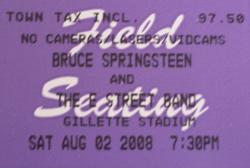 Ticketsforbruce